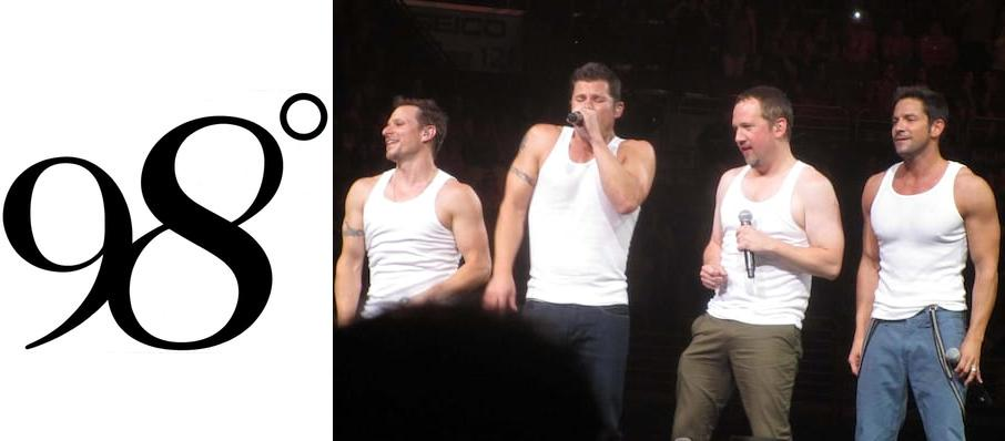98 Degrees at Fred Kavli Theatre