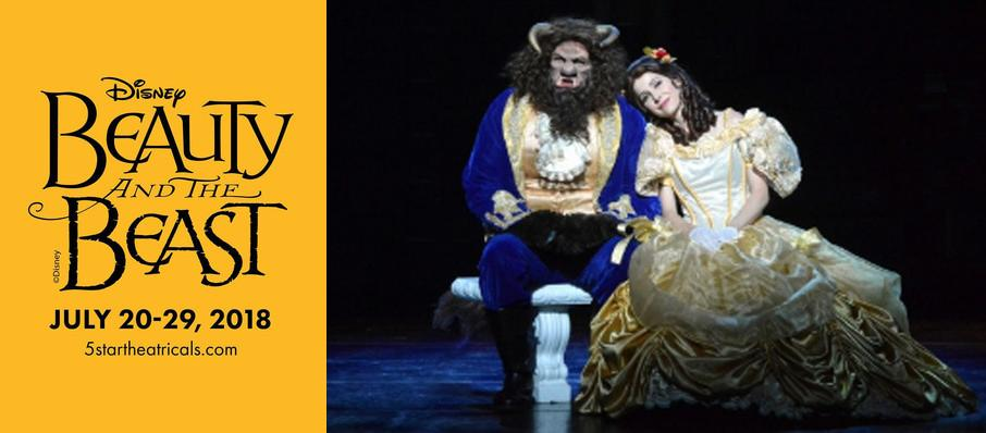 Beauty And The Beast at Fred Kavli Theatre