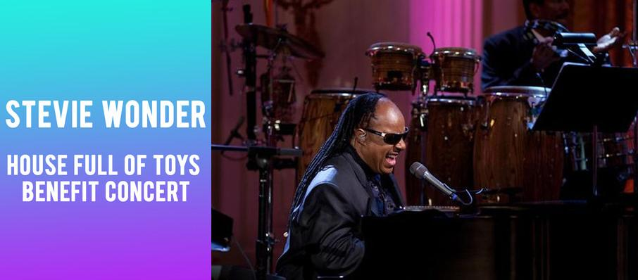 Stevie Wonder's House Full Of Toys Benefit Concert at Staples Center