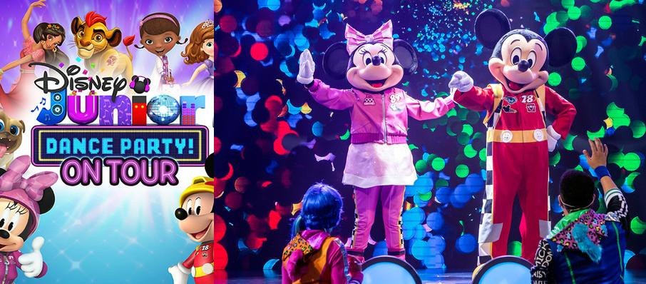 Disney Junior Live: Dance Party at Grove of Anaheim