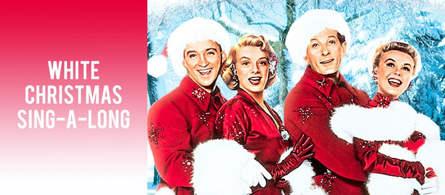 White Christmas Sing-A-Long at Walt Disney Concert Hall
