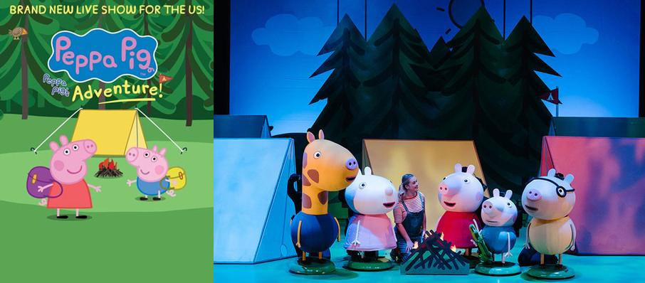 Peppa Pig Live at Grove of Anaheim