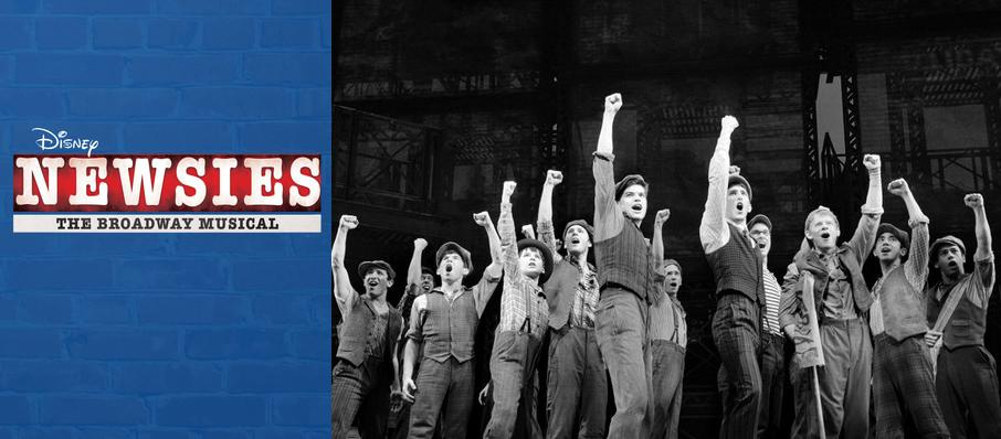 Newsies - The Musical at La Mirada Theatre