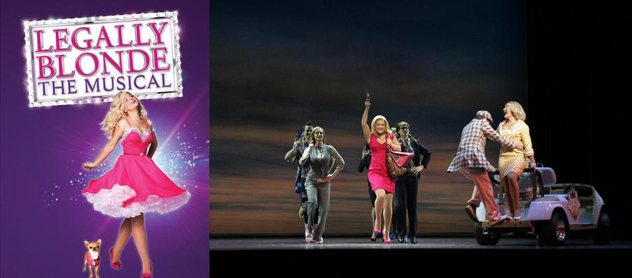 Legally Blonde The Musical at Fred Kavli Theatre