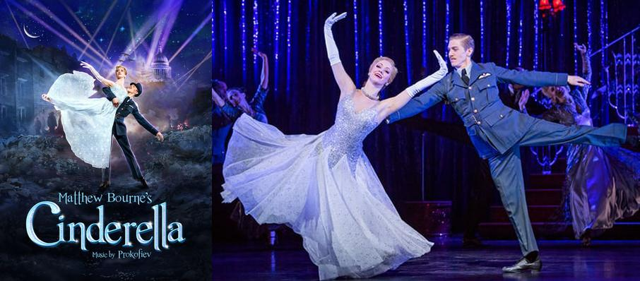 Matthew Bourne's Cinderella at Ahmanson Theater