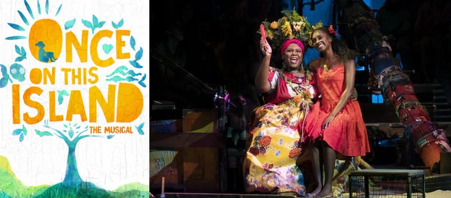 Once On This Island at Ahmanson Theater