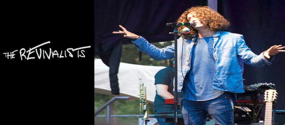 The Revivalists at Greek Theater