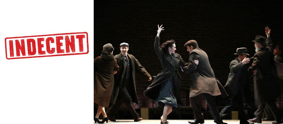 Indecent at Ahmanson Theater