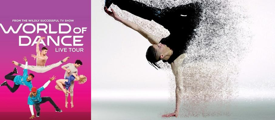 World of Dance at Fox Performing Arts Center