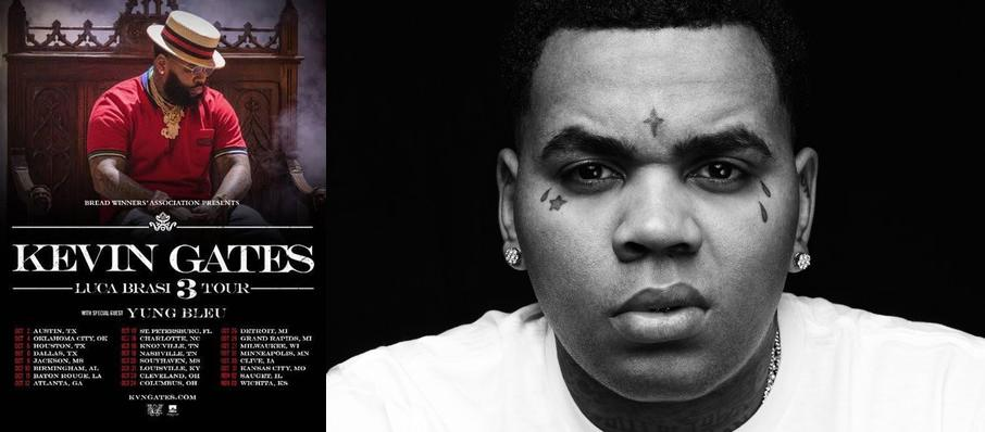Kevin Gates at The Novo