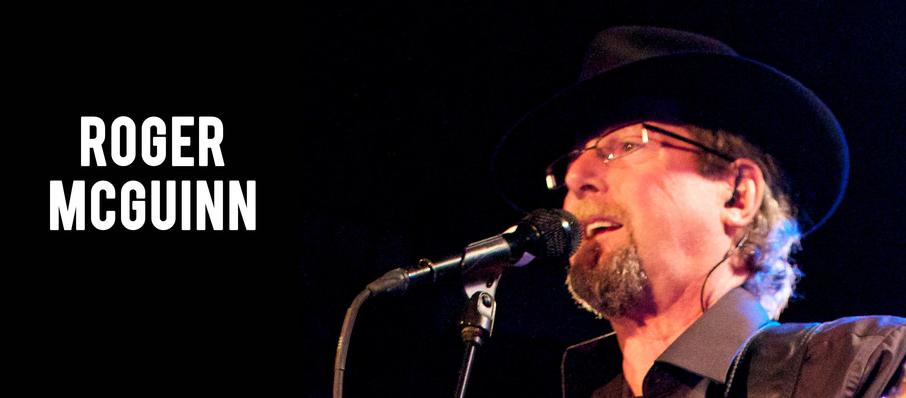 Roger McGuinn at Fred Kavli Theatre