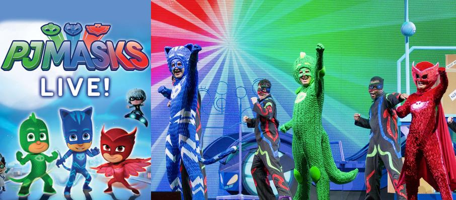 PJ Masks Live at Fox Performing Arts Center