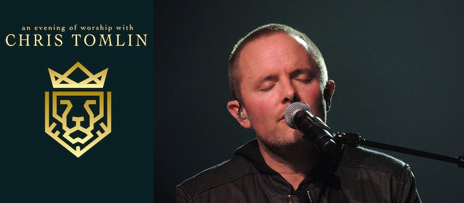 Chris Tomlin at FivePoint Amphitheatre