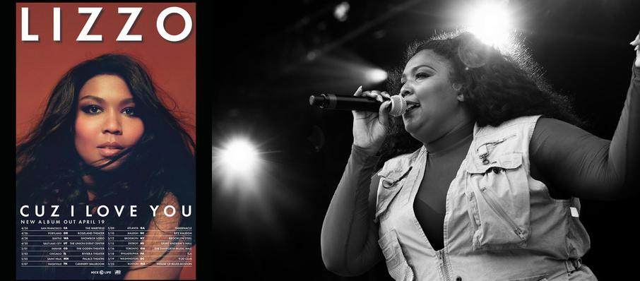 Lizzo at Hollywood Palladium
