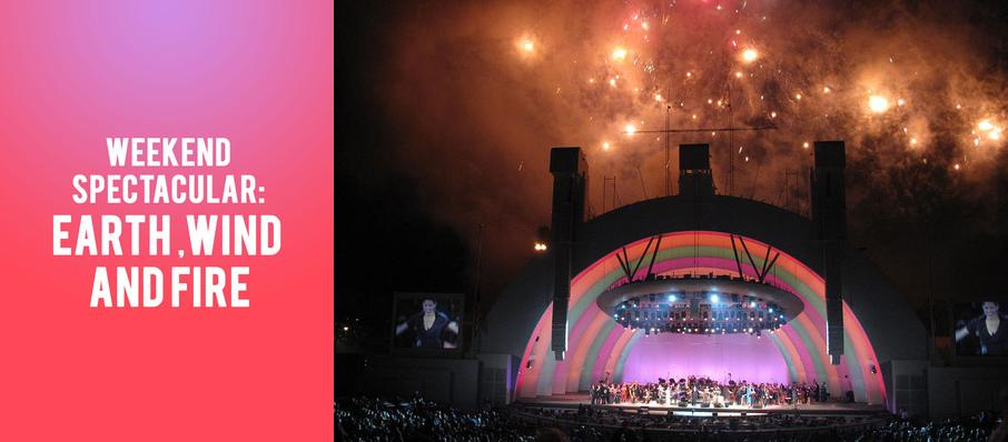 Weekend Spectacular: Earth Wind and Fire at Hollywood Bowl