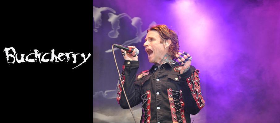 Buckcherry at The Canyon Santa Clarita