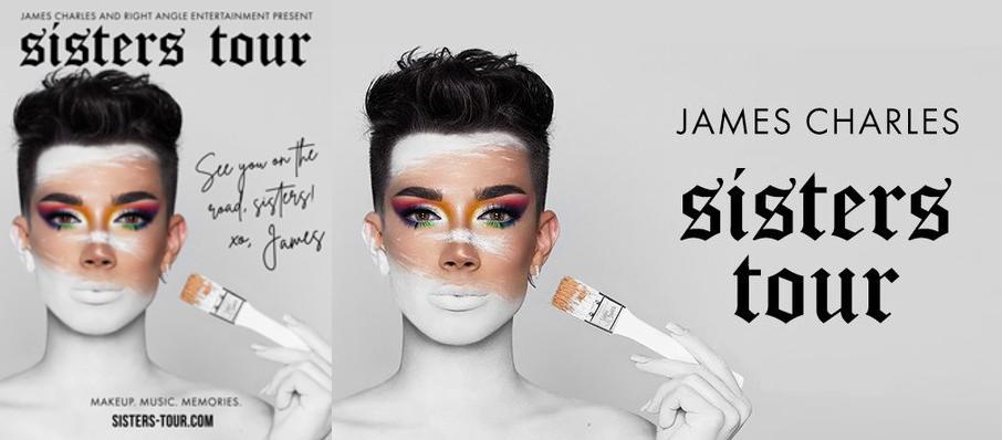 James Charles at Microsoft Theater
