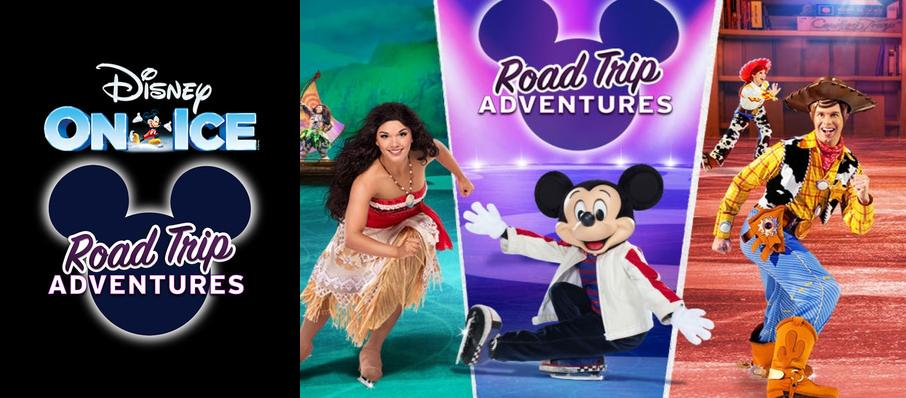 Disney On Ice: Road Trip Adventures at Toyota Arena