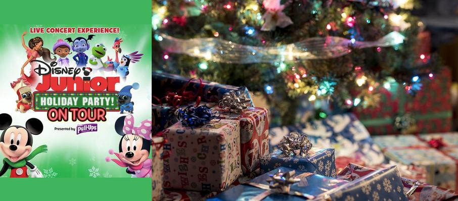 Disney Junior Holiday Party at Orpheum Theater