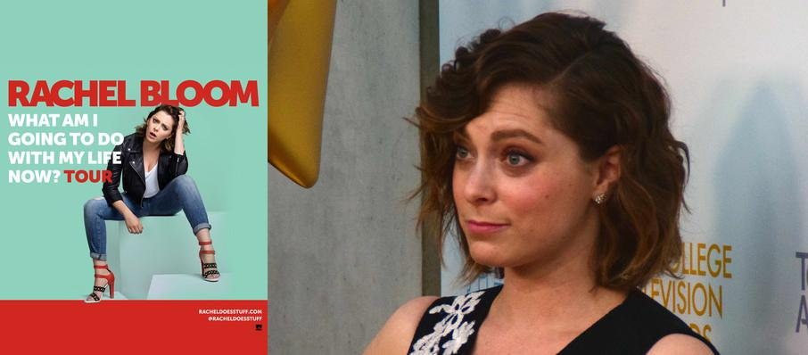 Rachel Bloom at Largo at the Coronet