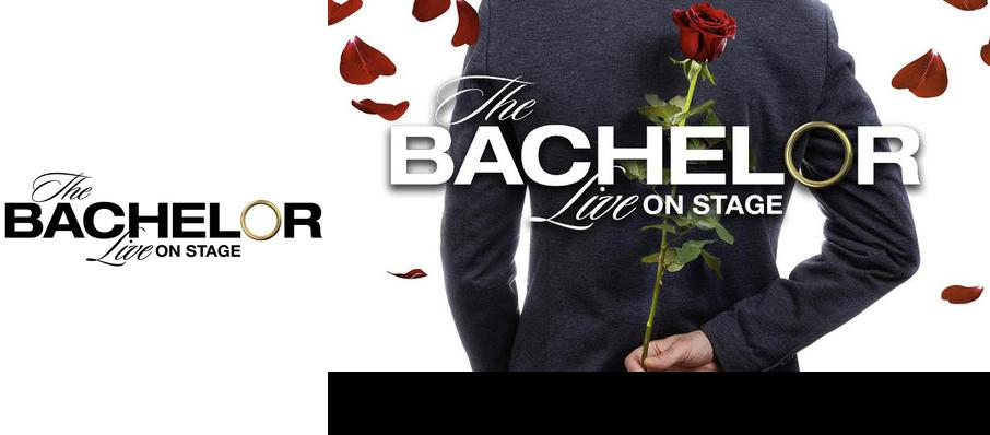 The Bachelor Live On Stage at The Theatre at Ace
