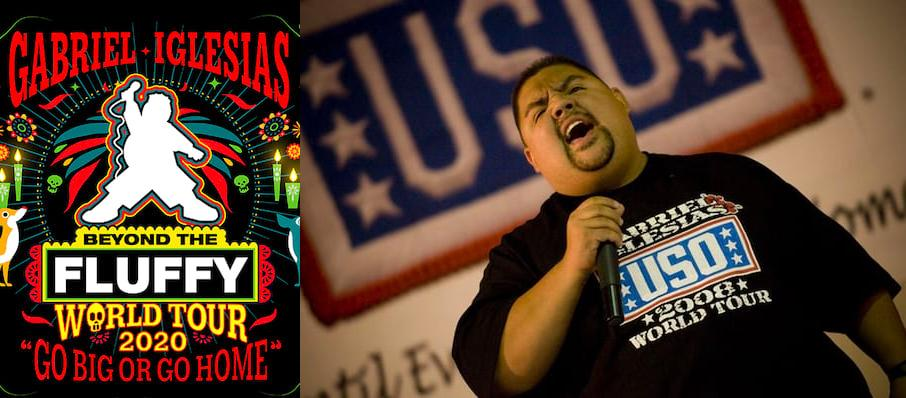Gabriel Iglesias at The Show
