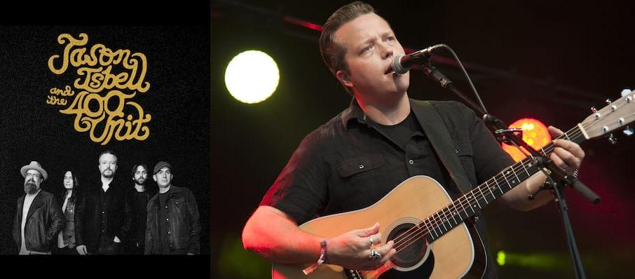 Jason Isbell with Billy Strings at Greek Theater