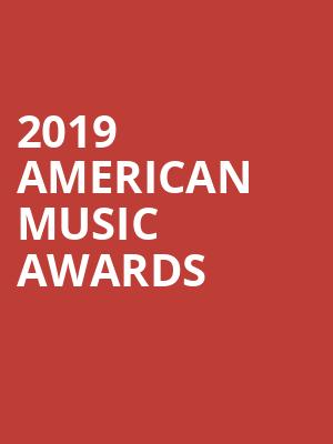 2019 American Music Awards at Microsoft Theater
