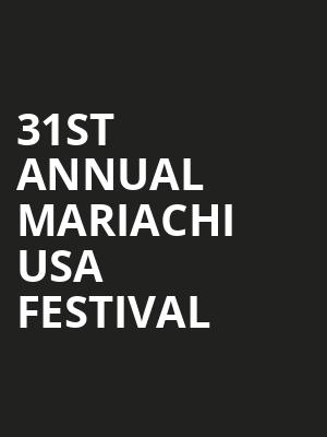 31st Annual MARIACHI USA Festival at Hollywood Bowl