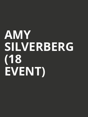 Amy Silverberg (18+ Event) at Improv Comedy Club
