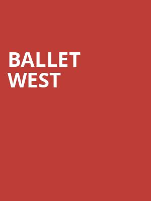 Ballet West at Valley Performing Arts Center