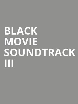 Black Movie Soundtrack III at Hollywood Bowl