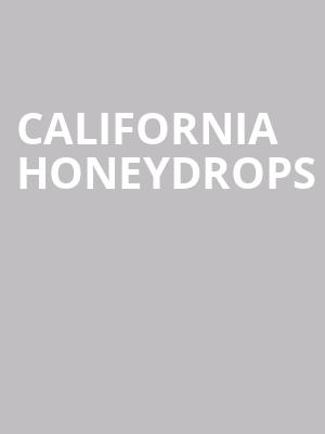 California Honeydrops at Teragram Ballroom