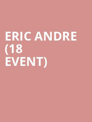 Eric Andre (18+ Event) at Hollywood Palladium