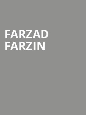 Farzad Farzin at Grove of Anaheim