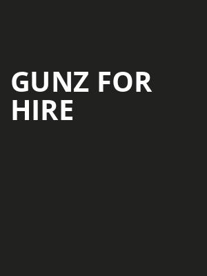 Gunz For Hire at Exchange