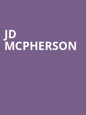 JD McPherson at Teragram Ballroom