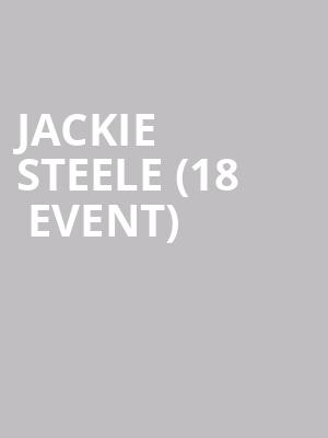 Jackie Steele (18+ Event) at Improv Comedy Club