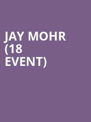 Jay Mohr (18+ Event) at Improv Comedy Club