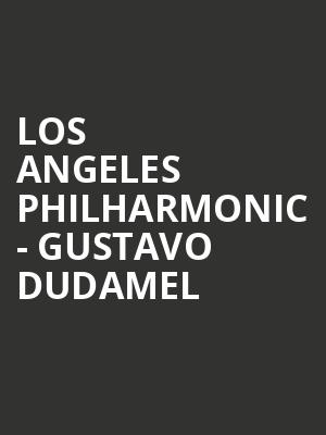 Los Angeles Philharmonic - Gustavo Dudamel at Hollywood Bowl