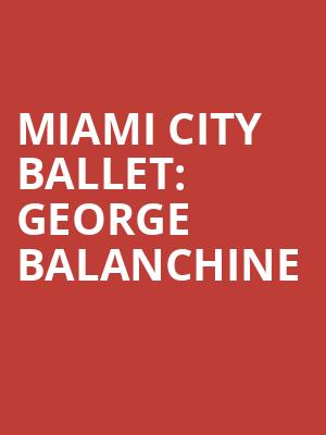 Miami City Ballet: George Balanchine's The Nutcracker® at Dorothy Chandler Pavilion