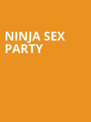 Ninja Sex Party at Regent Theatre