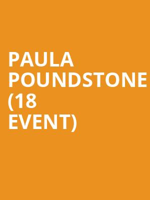 Paula Poundstone (18+ Event) at The Theatre at Ace