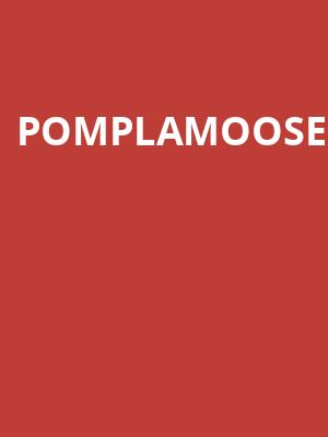 Pomplamoose at Teragram Ballroom