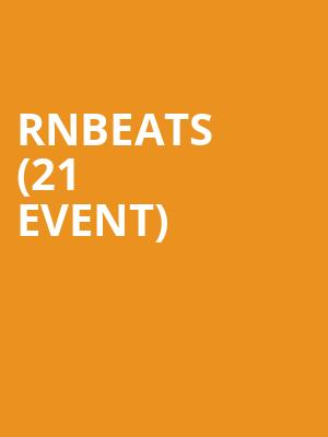 Rnbeats (21+ Event) at The Mint