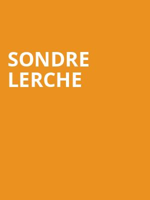Sondre Lerche at The Masonic Lodge
