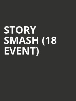 Story Smash (18+ Event) at Improv Comedy Club