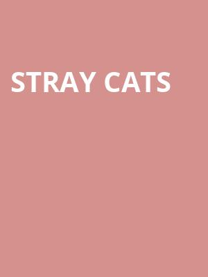 Stray Cats at Greek Theater