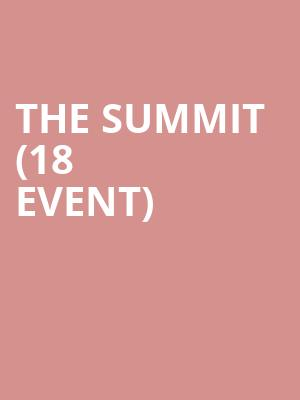 The Summit (18+ Event) at Improv Comedy Club
