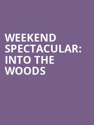 Weekend Spectacular: Into the Woods at Hollywood Bowl